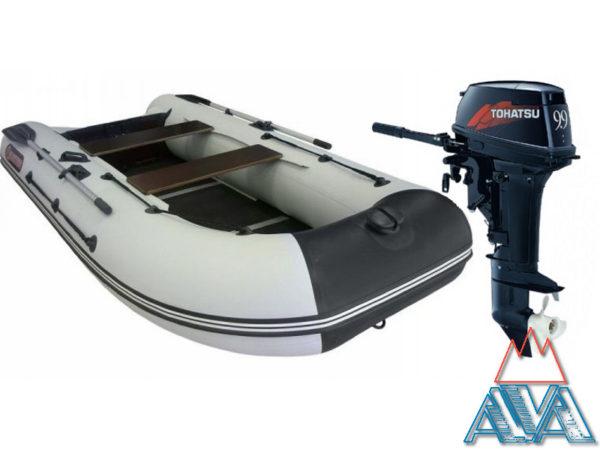 Лодка Альбатрос-340 + TOHATSU-9.9