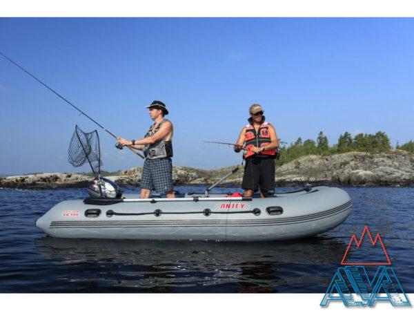Надувная лодка пвх Антей AN 400