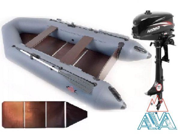 Лодка Арчер-280 + Мотор HIDEA 3.5