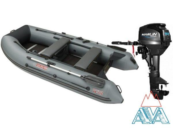 Лодка Викинг VN 330H + Мотор Marlin MP9.8