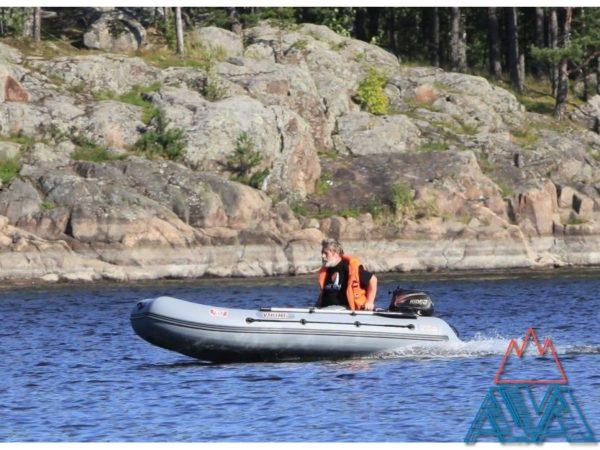 Лодка Викинг VN 320LE + Мотор Marlin MP9.9 AMHS купить недорого. Цена: 95500 руб.