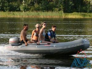 Надувные лодки пвх Викинг VN 330LS