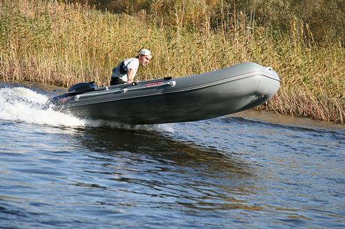 Лодка Викинг VN 330H + Мотор Marlin MP9.9