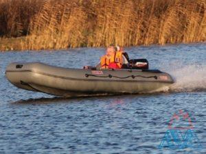 Надувная лодка Викинг 360PRO