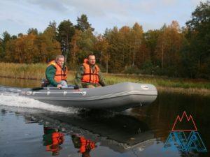 Надувные лодки пвх Викинг VN 340LS