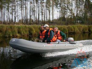 Надувные лодки пвх Викинг VN-350 PRO