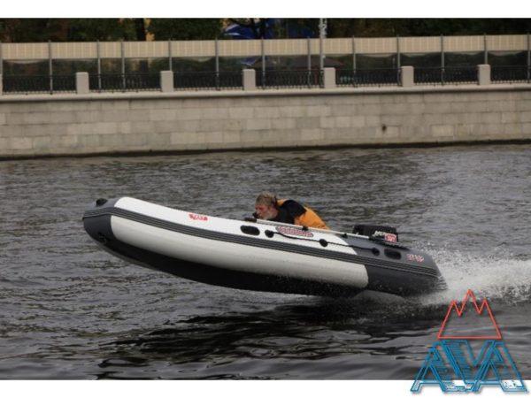 Лодка Касатка KS 365 + Мотор Tohatsu M9.9D СКИДКА + ПОДАРКИ купить недорого.