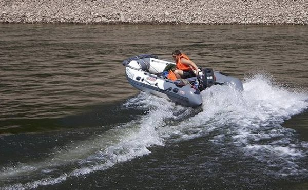купить лодку пвх касатка 335 в москве