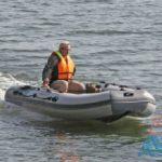 Надувные лодки пвх Касатка KS 335