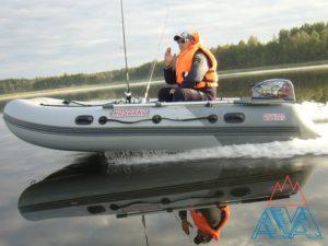 Надувная лодка Касатка 365