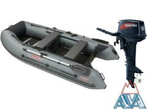 Лодка Викинг 320H + TOHATSU M9.8В