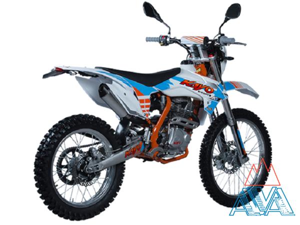 Кроссовый мотоцикл KAYO K1 250 ENDURO купить недорого. Цена: 109200 руб.
