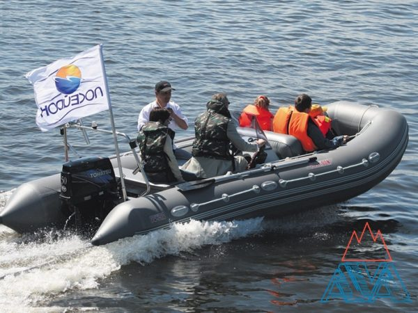 Надувная лодка Посейдон-520