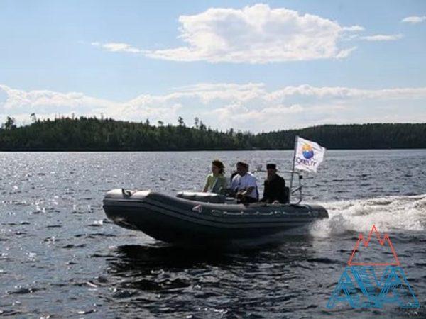 Надувная лодка Посейдон-500