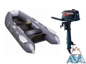 Лодка Смарт-310LE + TOHATSU M5ВD