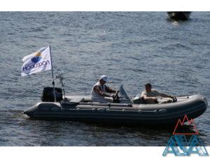 Надувная лодка пвх Титан TN 480