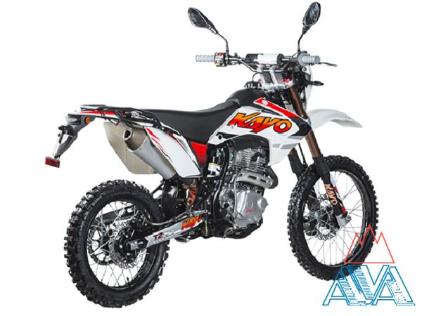 Кроссовый мотоцикл KAYO Т2 250 ENDURO купить недорого. Цена: 129900 руб.