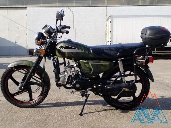 Мопед Альфа Лесник Classic S2 ЯГУАР (49)110сс купить недорого.