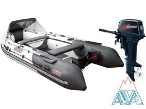 Лодка Касатка-365 + TOHATSU M9.9D2