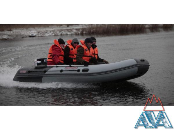 Лодка Касатка KS 365 + Мотор Tohatsu M18E2 СКИДКА + ПОДАРКИ купить недорого.