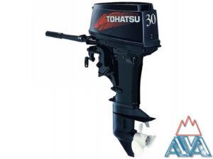 Лодочный мотор Tohatsu М30Н S Двухтактный