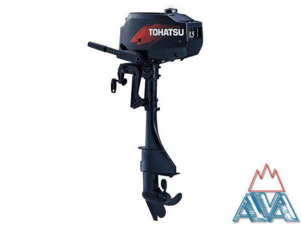 Лодочный мотор TOHATSU M3,5B2 S Двухтактный купить недорого. Цена: 41300 руб.