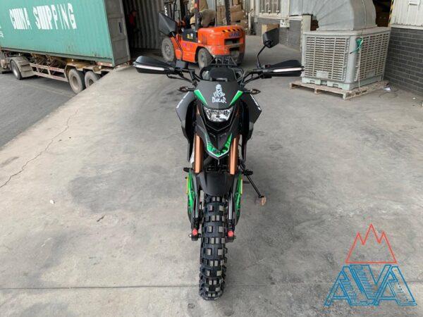 Кроссовый мотоцикл Dakar T-250! НОВИНКА! Скидка 10%!