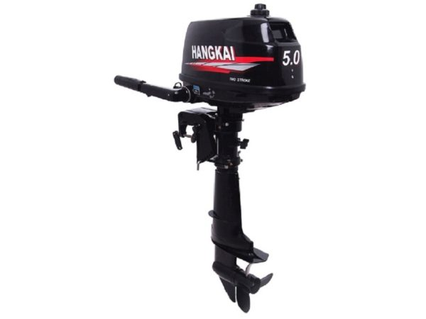 Лодочный двухтактный мотор HANGKAI 5.0HP