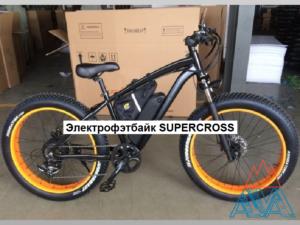 Электровелосипед Фэтбайк 750W Supercross