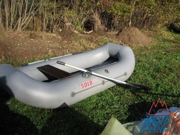 Надувные лодки пвх Соло 270