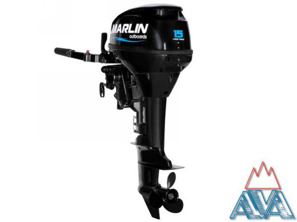 Двухтактный мотор Marlin MP 15 AMHS