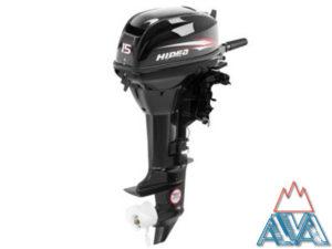 Лодочный мотор HIDEA HD15FHS купить недорого.