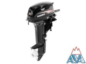 Лодочный мотор HIDEA HD20FHS купить недорого. Цена: 88700 руб.