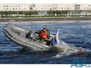 Надувная лодка Антей-380