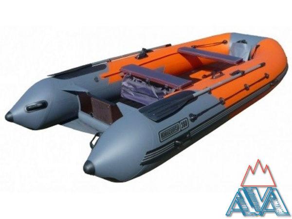 Надувные лодки ПВХ НАВИГАТОР 350 НДНД PRO