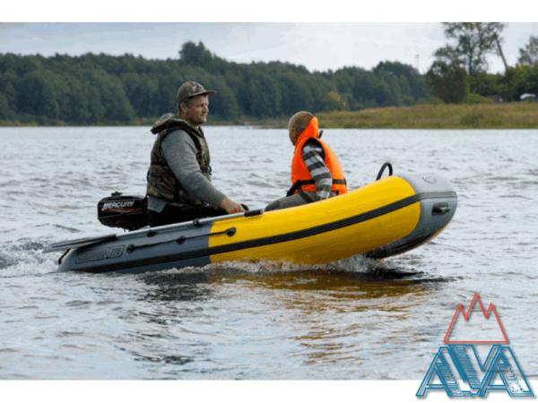 Надувные лодки ПВХ НАВИГАТОР 270 Эконом Standart купить недорого.