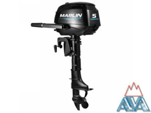Двухтактный мотор Marlin MP 5.0 AMHS