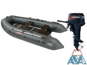 Лодка Антей-420 + TOHATSU M30