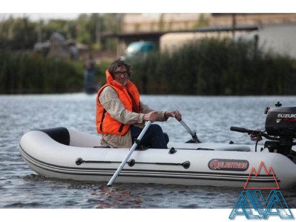 Надувные лодки пвх Альбатрос AS-290 со скидкой 20%