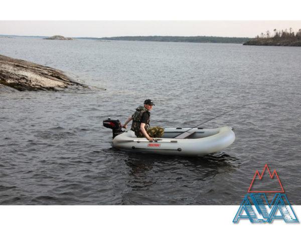 Надувные лодки пвх Мистраль MS-280 и 280Т