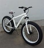 Фэтбайк OK-14702 велосипед повышенной проходимости Скидка 20%! Отличный велосипед по лучшей цене!