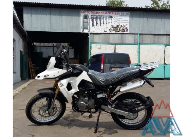 Кроссовый мотоцикл S2 DAKAR 250cc