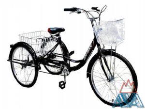 """Велосипед Трехколесный Farmer 24"""""""