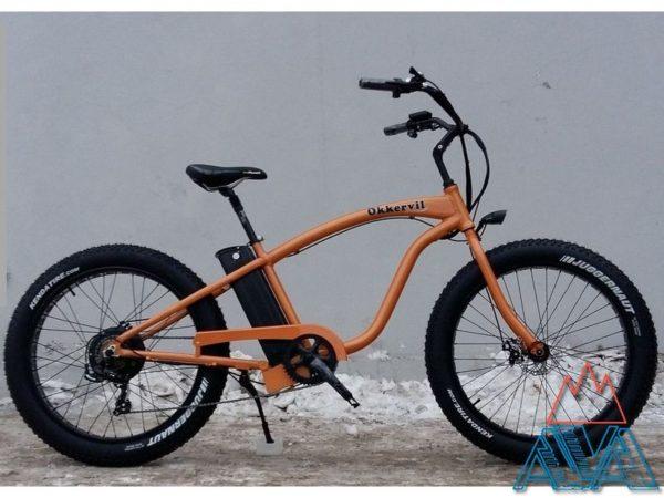 Электро-Фэтбайк 500W (велосипед повышенной проходимости) GH-32002 SЕ со СКИДКОЙ 30%