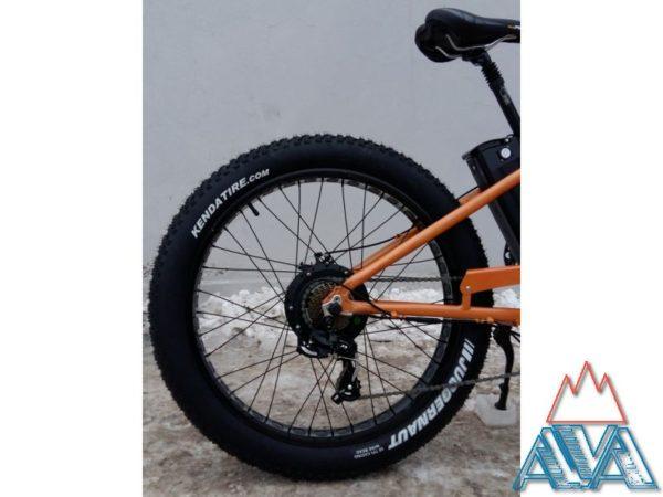 Электро-Фэтбайк 500W (велосипед повышенной проходимости) GH-32002 SЕ со СКИДКОЙ 10%