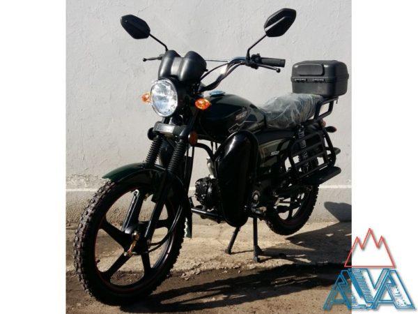 Мопед Alpha Ягуар LUX NEW со Скидкой 19% купить недорого. Цена: 38000 руб.