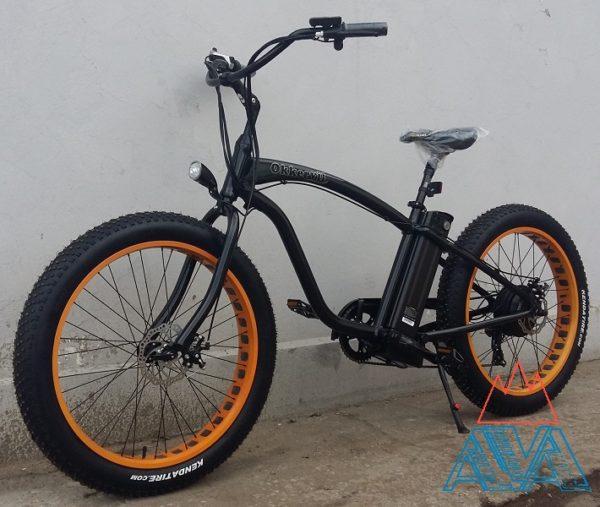 лектро-Фэтбайк 500W (велосипед повышенной проходимости) GH-32002 SЕ со СКИДКОЙ 30%!