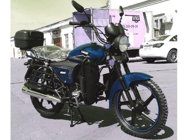 Мопед Alpha Ягуар LUX NEW со Скидкой 19% купить недорого. Цена: 39500 руб.