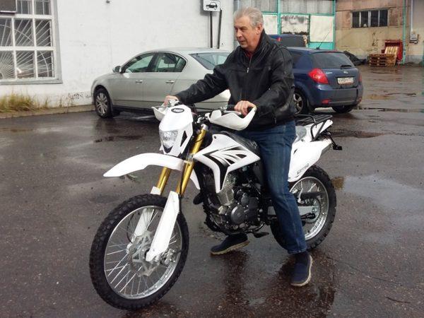 Кроссовый мотоцикл S2 DAKAR CROSS 250cc купить недорого. Цена: 79000 руб.
