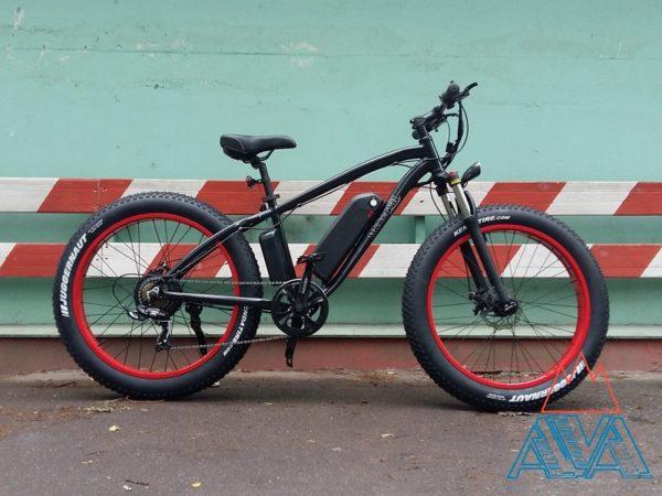 "Электровелосипед Фэтбайк 750W Supercross 26"""